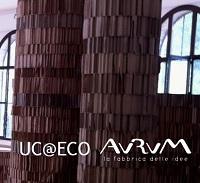 L'allestimento UC@ECO presso Greenfest all'ex-Aurum