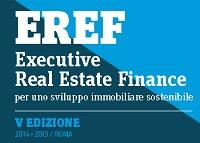 """5a edizione del """"Master EREF - Executive Real Estate Finance"""