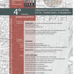 URBANISTICA IN EVOLUZIONE  città-territorio-strumenti