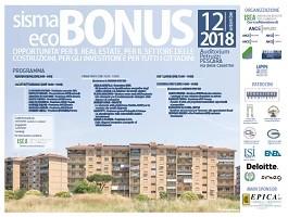 """Seminario """"SISMA ECO BONUS"""" a Pescara"""